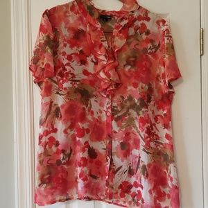 East 5th Blouse with Camisole